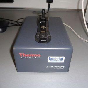 Nanodrop 3300